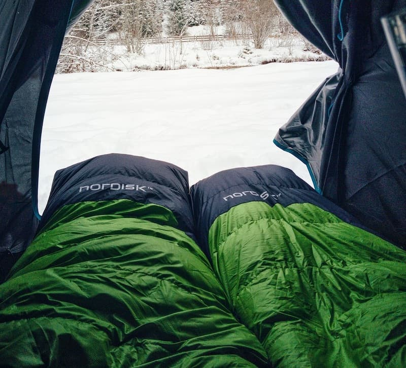 What Are Sleeping Bags Made Of